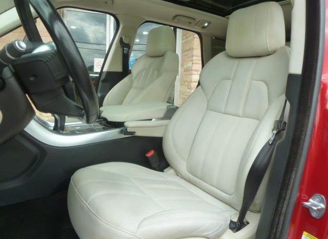 2014 Land Rover Range Rover Sport HSE full