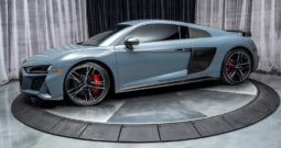2020 Audi R8 Coupe V10 performance