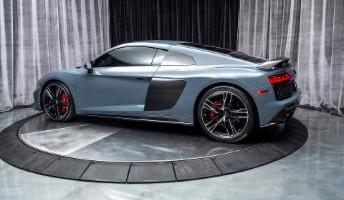 2020 Audi R8 Coupe V10 performance full
