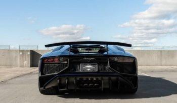 2017 Lamborghini Aventador LP750-4 full