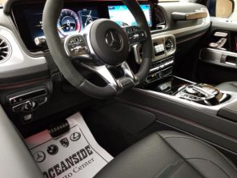 2020 Mercedes-Benz G-Class G63 AMG full