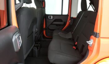 2020 Jeep Wrangler Unlimited Sahara full